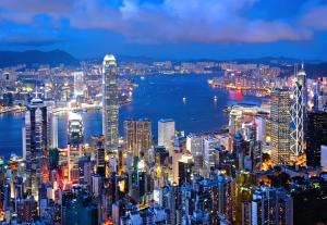 Hong Kong By Nicht